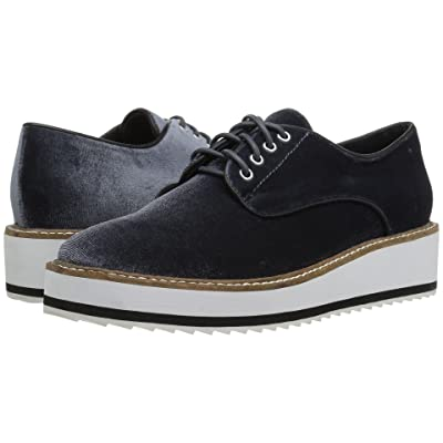 Shellys London Fontain platform oxford (Old Blue) Women