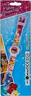 Disney Princess Girls Digital Dial Wristwatch - WD19650