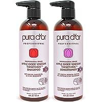 PURA D'OR Apple Cider Vinegar Thin2Thick Set Shampoo & Conditioner