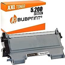 Bubprint Toner kompatibel für Brother TN-2220 TN-2010 MFC-7360N DCP-7055 HL-2130 DCP-7065DN Fax 2840 HL-2270DW MFC-7460DN MFC-7860DW TN2220 schwarz
