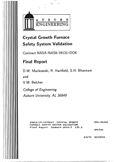 Crystal growth furnace safety system validation