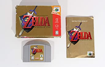 Best ocarina of time cartridge Reviews