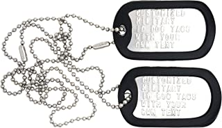 vietnam era dog tags