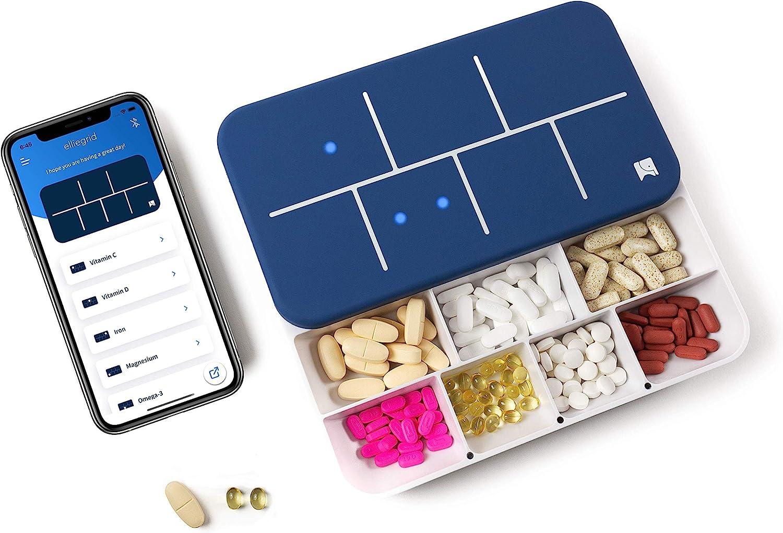 electronic pill dispenser