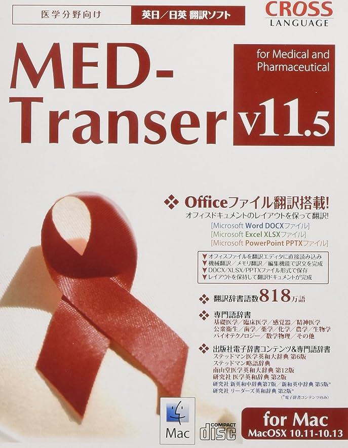 デッキアンケート血まみれMED-Transer V11.5 for Mac
