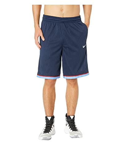 Nike Dry Classic Shorts (College Navy/Deep Royal Blue/White) Men