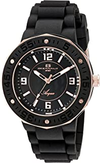 Oceanaut Women's OC0220 Year-round Analog Quartz Black Watch