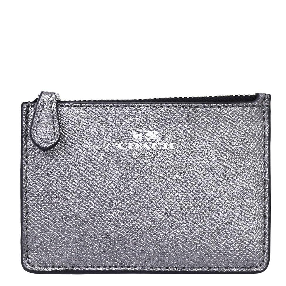 別に時間心理的[コーチ] COACH 財布 (コインケース) F21072 ガンメタル SV/GM レザー コインケース レディース [アウトレット品] [並行輸入品]