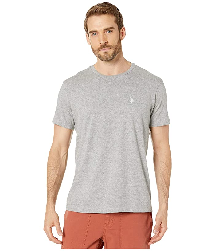 U.S. POLO ASSN. Crew Neck Small Pony T-Shirt