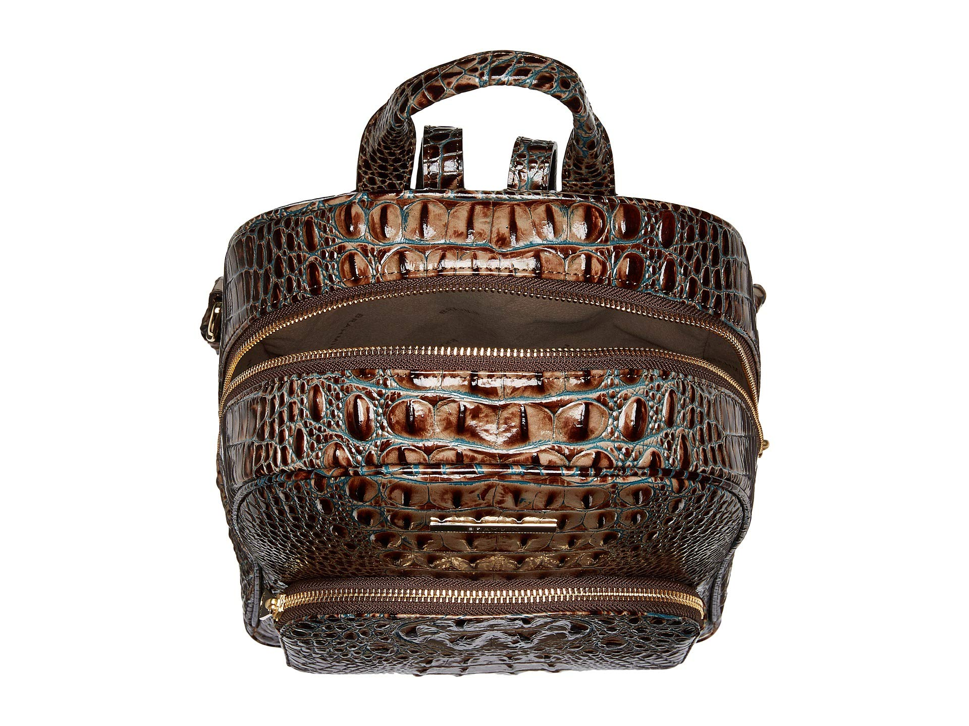 Melbourne Chicory Dartmouth Brahmin Backpack Mini BaqxdY