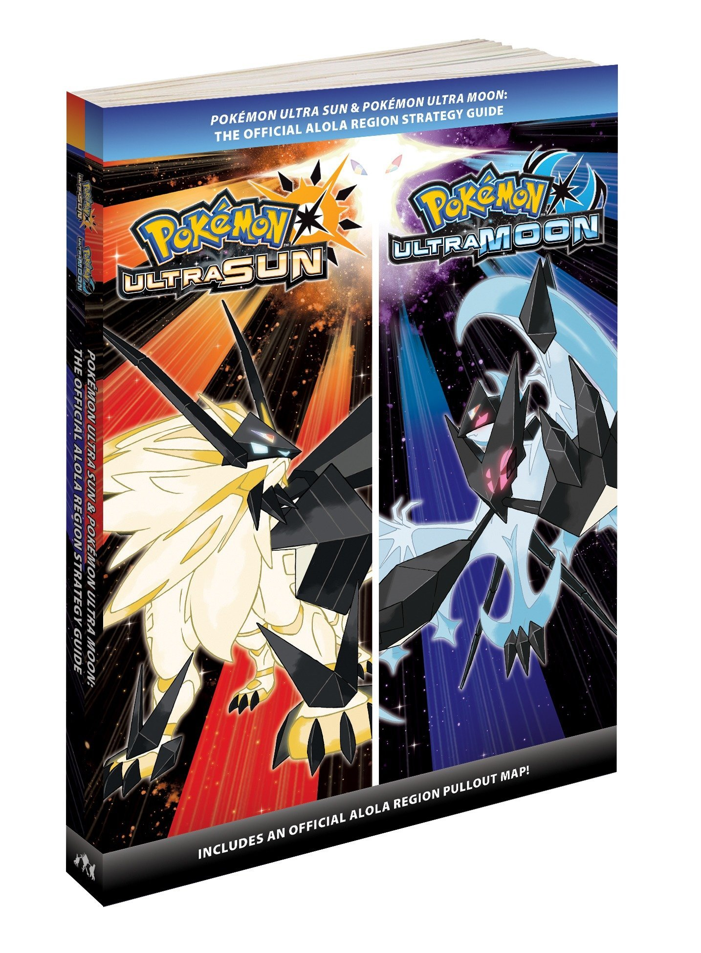 Pokémon Ultra Sun & Pokémon Ultra Moon: The Official Alola Region Strategy Guide (Pokemon (Prima Official Guide/Official P...