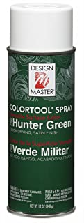 Design Master 794 Hunter Green Colortool Spray