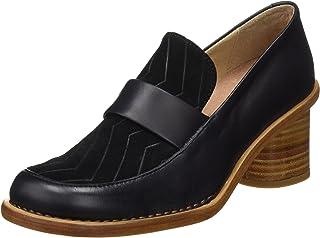 Neosens S567 Restorojo Vesubio Ebony Debina, Zapatos de tacón con Punta Cerrada para Mujer
