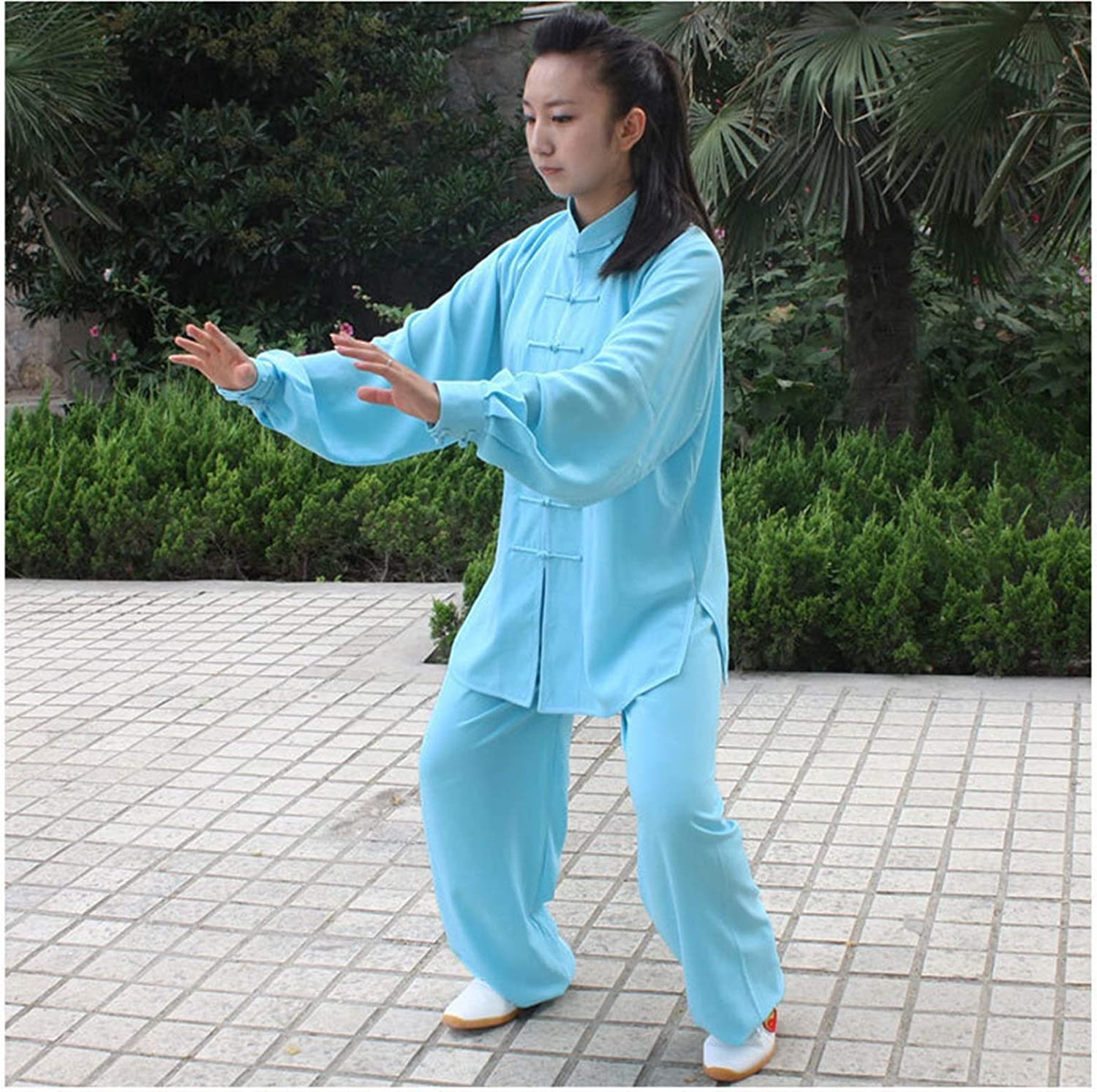 Summer Tai Chi Department store Max 80% OFF Clothes Unisex performance arts martial clothing