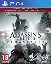 Assassin's Creed III Remastered (PS4) (New)