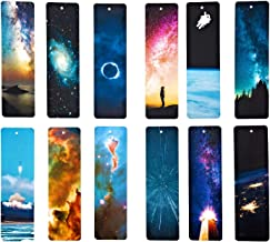 Livin Harmony    Cool Cosmic Space Bookmarks (12 - Set)    Stellar Gift for Kids and Everyone!    7