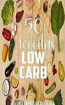 50 receitas low carb (Portuguese Edition)