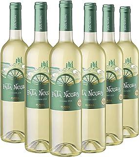 Pata Negra Verdejo Vino Blanco D.O Rueda, Crianza de, Pack