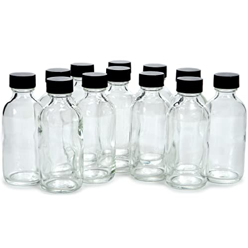 9b6d8ea2c6a2 Glass Bottle with Lid: Amazon.com