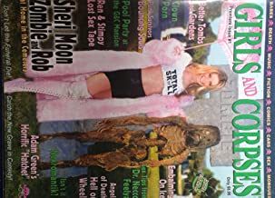 Girls and Corpses Magazine issue #1 (February 2007)