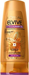 L'Oréal Paris Elvive Extraordinary Oil Curls Conditioner, 12.6 fl. oz. (Packaging May Vary)