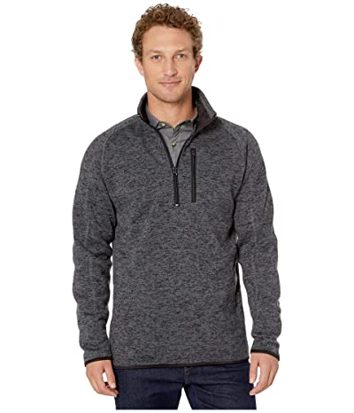 Stetson 2247 Bonded Sweater Knit Pullover (Grey) Men