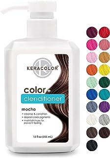 Keracolor Color Plus Clenditioner, 355 ml