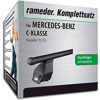 Dachträger für Mercedes C-Klasse C203 Coupe 01-06 130cm verzinkt 75kg AMOS