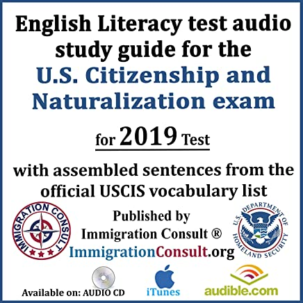 Amazon com: Audio CD - Citizenship / Test Preparation: Books