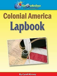 Colonial America Lapbook - CD