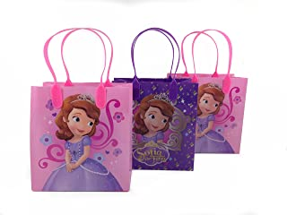 12pc Disney Sofia the First Goodie Bags Party Favor Bags Gift Bags