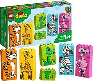 LEGO DUPLO My First - Mi Primer Puzle Divertido, Juguete de Construcción de 1 a 2 años (10885) , color, modelo surtido