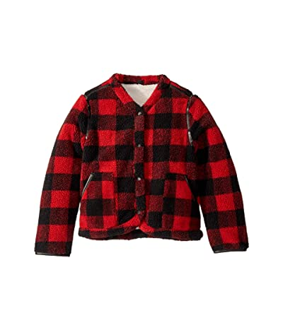 Blank NYC Kids Reversible Quilted Jacket in Safe Haven (Big Kids) (Safe Haven) Girl