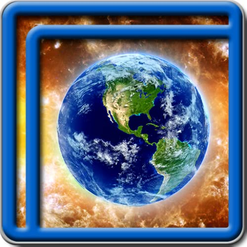 Terra e do Espaço Live Wallpapers
