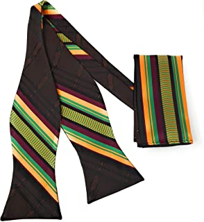 afrocentric bow ties
