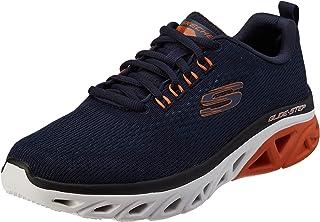 Skechers Herren Glide-Step Sport Wave Heat Sneaker