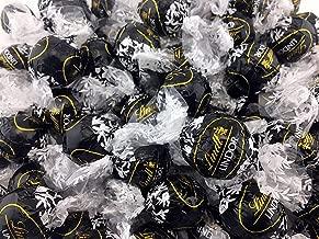 Lindt Lindor 60% Cocoa Extra Dark Kosher Chocolate Truffles 60 Count Gift Box
