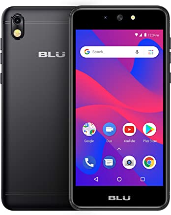 b28f83803d7 BLU Advance 5.2 HD - GSM Unlocked Smartphone with Android.