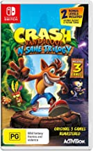 Crash Bandicoot Nsane Trilogy - Nintendo Switch