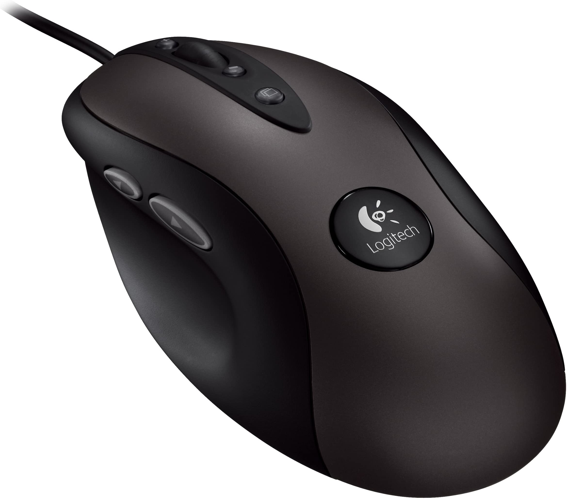 Logitech Optical Gaming Mouse G400 with High-Precision 3600 DPI Optical Engine