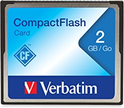 Verbatim 2GB CompactFlash Memory Card - 47012