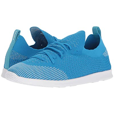 Native Kids Shoes AP Mercury Liteknit (Little Kid/Big Kid) (Wave Blue/Shell White) Kids Shoes