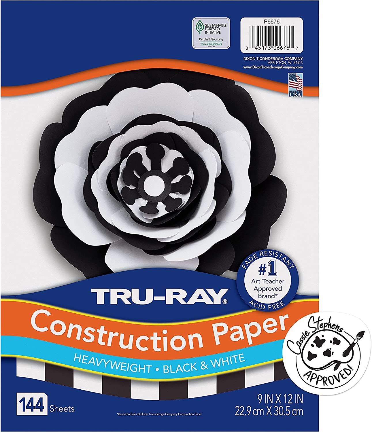 Our shop OFFers the best service Tru-Ray Premium Max 49% OFF Construction Paper Black x 12
