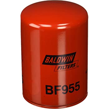 Baldwin BF955 Fuel Storage Tank Spin-on, Red