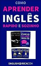 Como Aprender Inglês Rapido e Sozinho BOX: 5 em 1: Contos em Inglês, Curso Falando Inglês e mais