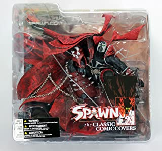 Spawn Mocca Museum Retrospective 1 Postcard Signed by Todd McFarlane