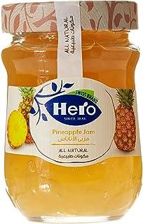 Hero Jam With Pineapple Flavor - 350 g