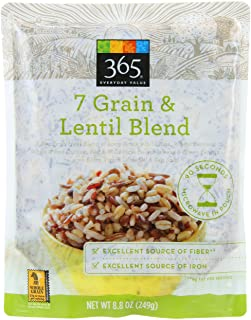 365 Everyday Value, 7 Grain & Lentil Blend, 8.8 oz