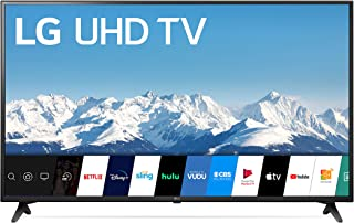 "TV LG 55"" Class 4K UHD 2160P Smart 55UN6950ZUA 2020 Model 