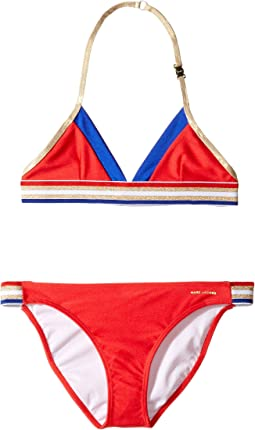Little Marc Jacobs - Two-Piece Swimsuit (Little Kids/Big Kids)